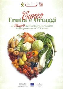 libro Cuneo frutta e ortaggi